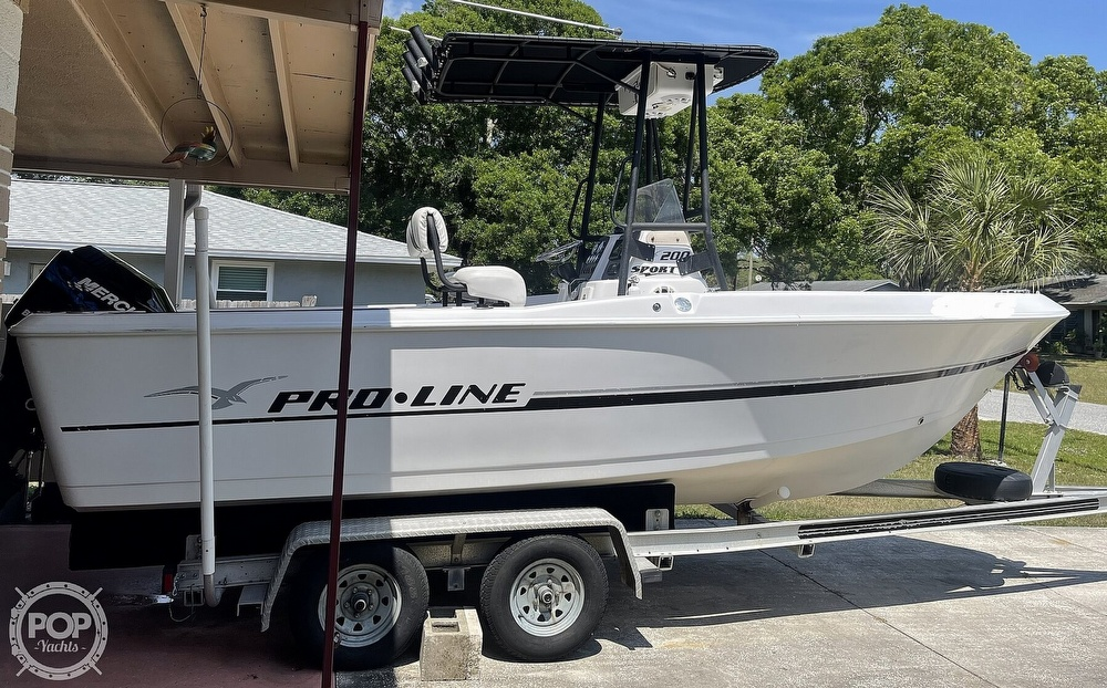 1999 Pro-Line boat for sale, model of the boat is 200 Sport & Image # 27 of 40