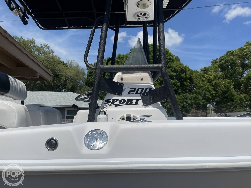 1999 Pro-Line boat for sale, model of the boat is 200 Sport & Image # 28 of 40