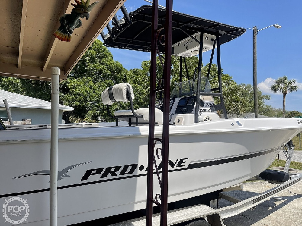 1999 Pro-Line boat for sale, model of the boat is 200 Sport & Image # 33 of 40
