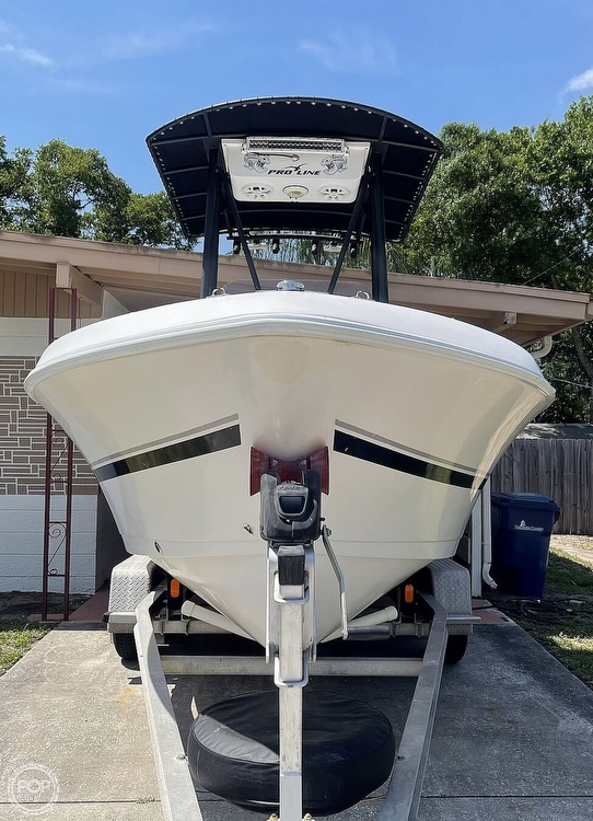 1999 Pro-Line boat for sale, model of the boat is 200 Sport & Image # 36 of 40