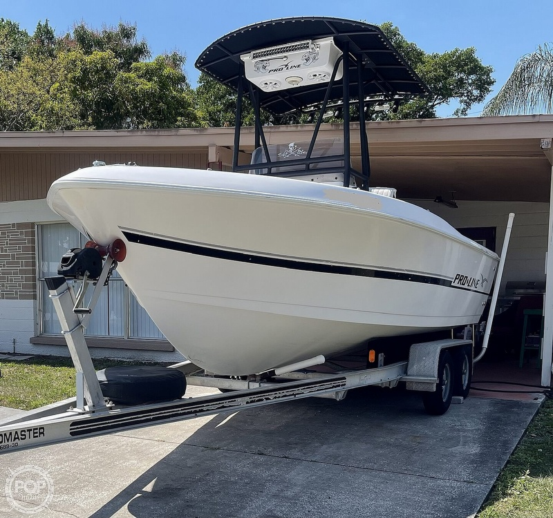 1999 Pro-Line boat for sale, model of the boat is 200 Sport & Image # 39 of 40