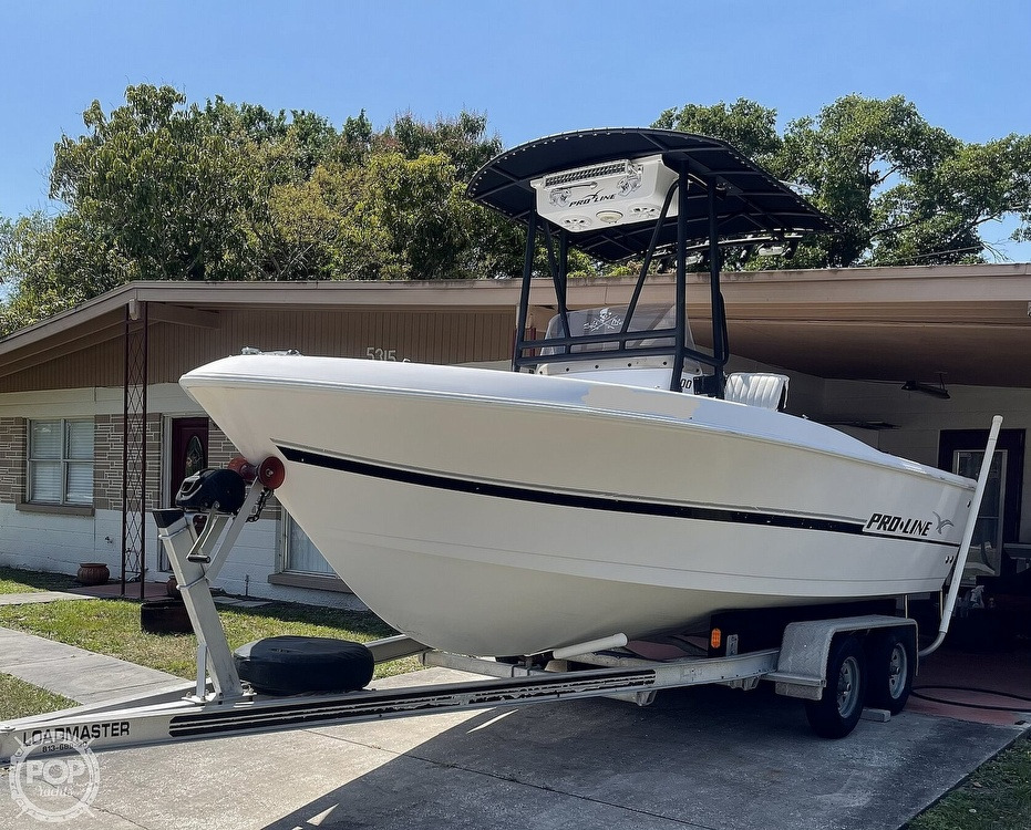 1999 Pro-Line boat for sale, model of the boat is 200 Sport & Image # 40 of 40