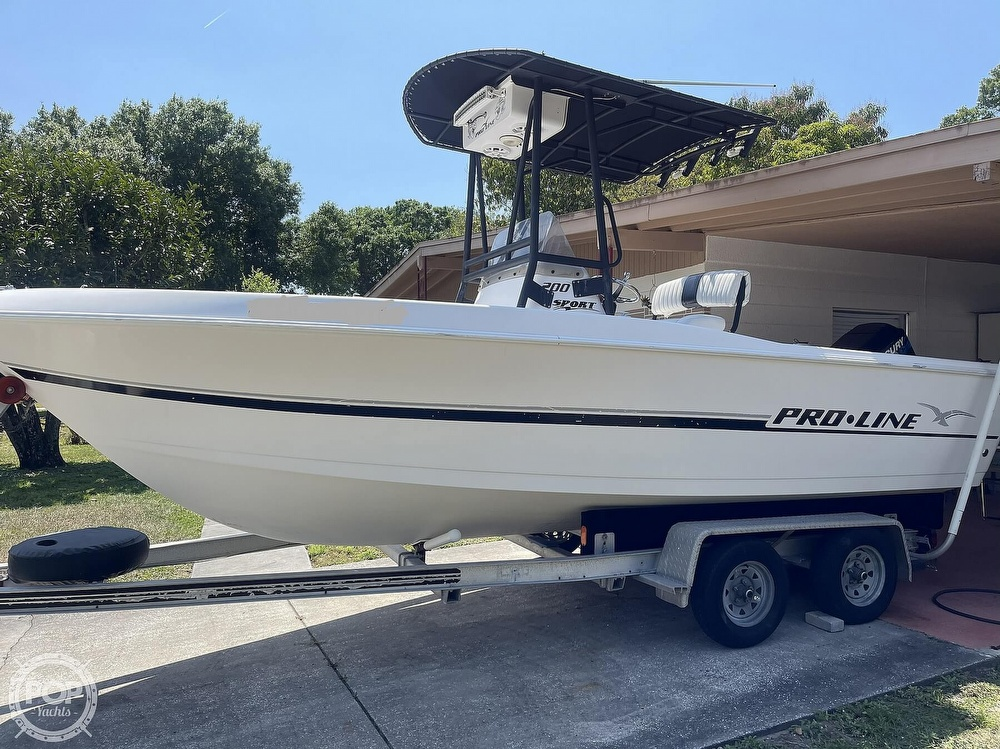 1999 Pro-Line boat for sale, model of the boat is 200 Sport & Image # 5 of 40