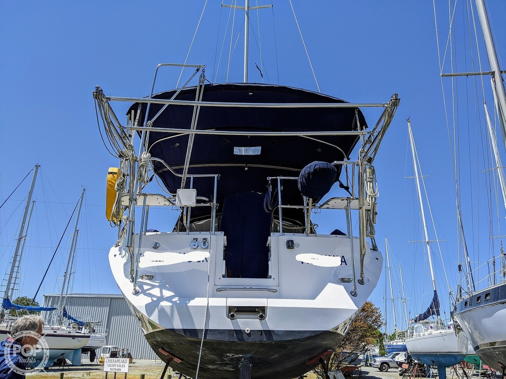 2011 Catalina Yachts boat for sale, model of the boat is 355 & Image # 2 of 40