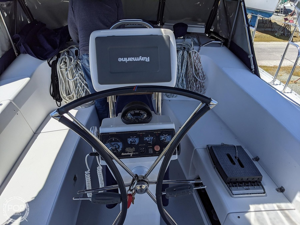 2011 Catalina Yachts boat for sale, model of the boat is 355 & Image # 4 of 40