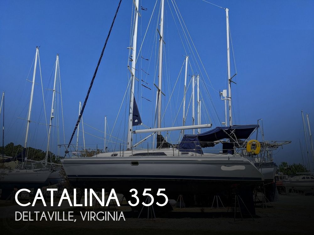 2011 Catalina Yachts boat for sale, model of the boat is 355 & Image # 1 of 40