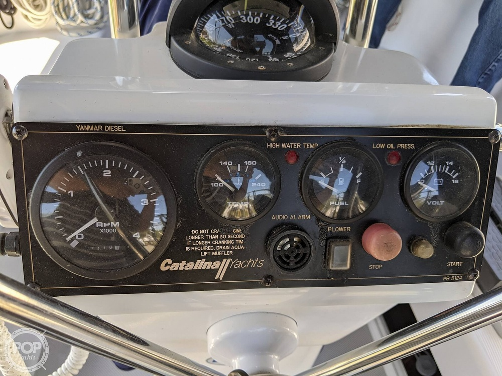 2011 Catalina Yachts boat for sale, model of the boat is 355 & Image # 38 of 40
