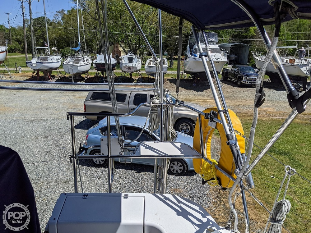 2011 Catalina Yachts boat for sale, model of the boat is 355 & Image # 40 of 40