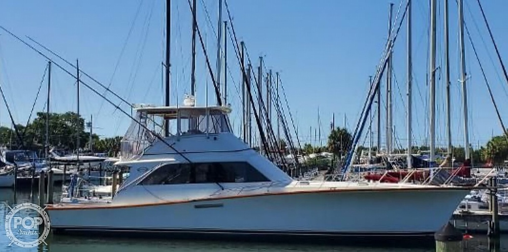 1986 Ocean Yachts boat for sale, model of the boat is Super Sport 55 & Image # 3 of 40