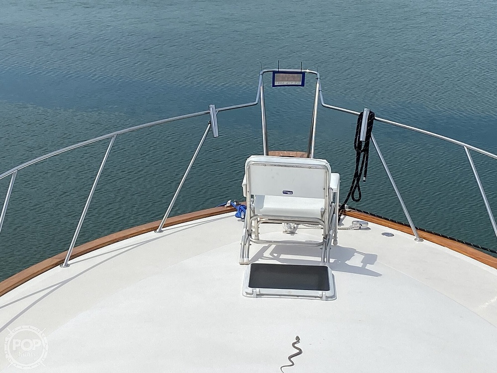 1986 Ocean Yachts boat for sale, model of the boat is Super Sport 55 & Image # 40 of 40
