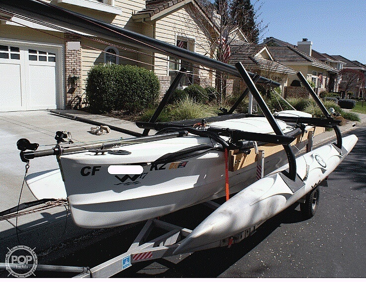 2014 Wind Rider boat for sale, model of the boat is Windrider 17 & Image # 2 of 20