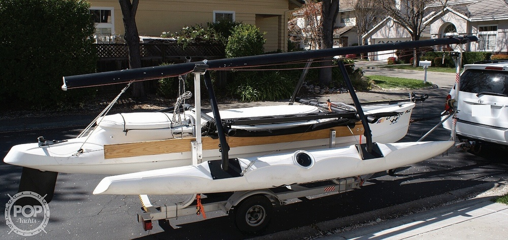 2014 Wind Rider boat for sale, model of the boat is Windrider 17 & Image # 4 of 20