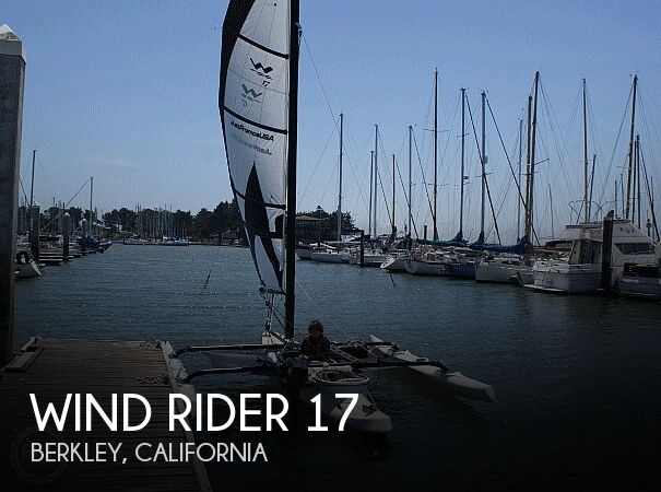 2014 Wind Rider boat for sale, model of the boat is Windrider 17 & Image # 1 of 20