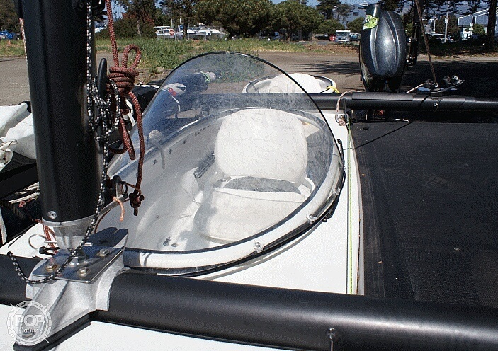2014 Wind Rider boat for sale, model of the boat is Windrider 17 & Image # 13 of 20