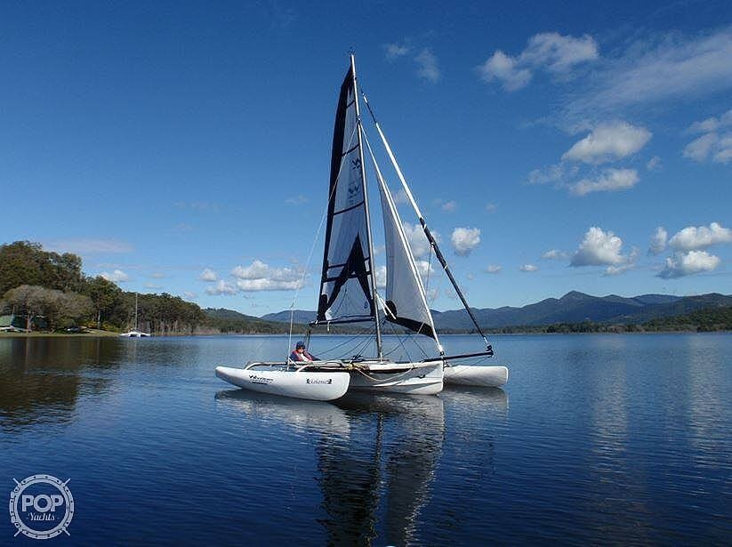 2014 Wind Rider boat for sale, model of the boat is Windrider 17 & Image # 19 of 20