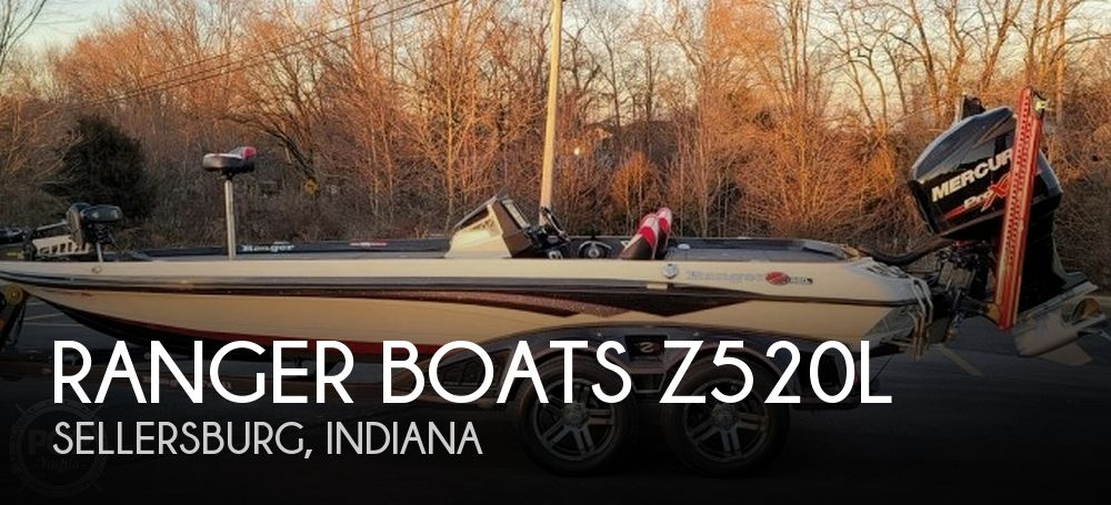 Used Boats For Sale in Louisville, Kentucky by owner | 2018 Ranger Boats Z520l