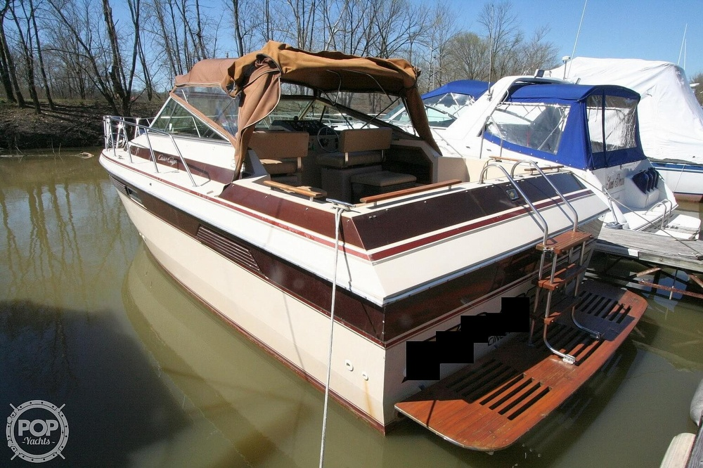 1980 Chris Craft boat for sale, model of the boat is 332 Express & Image # 3 of 40