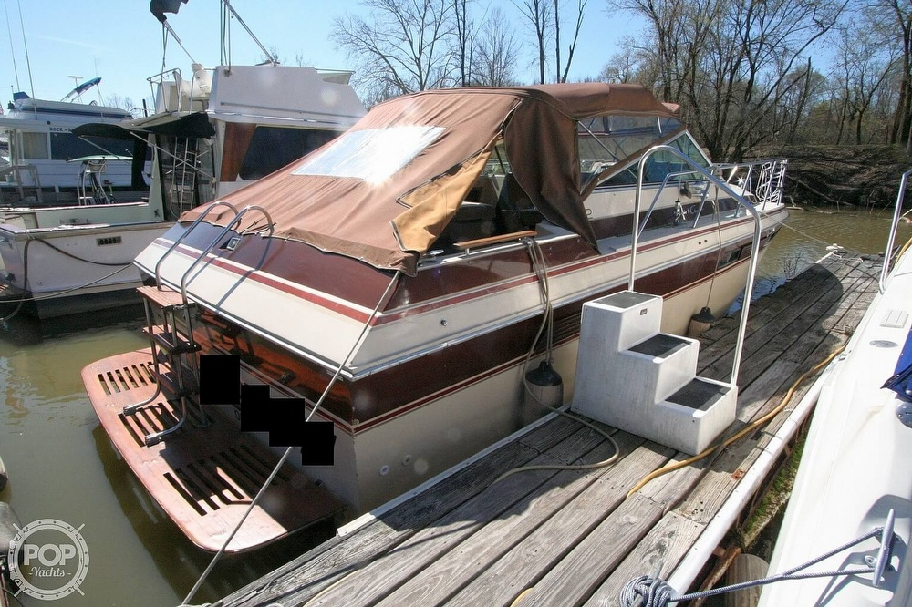 1980 Chris Craft boat for sale, model of the boat is 332 Express & Image # 5 of 40