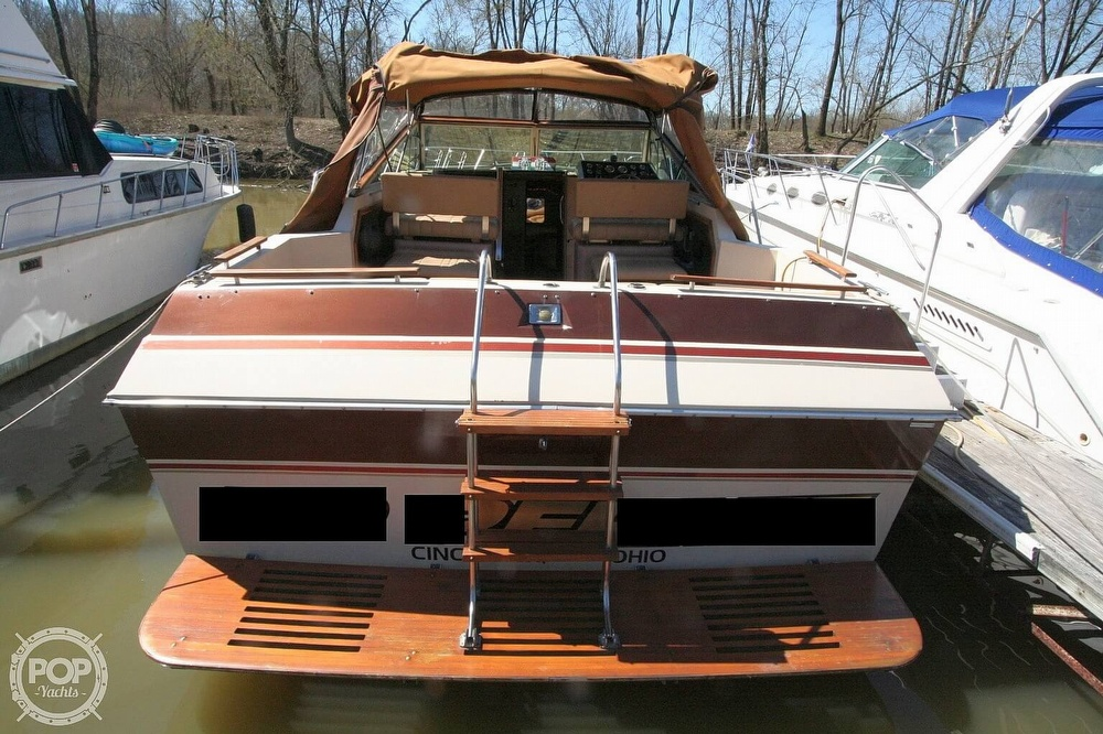 1980 Chris Craft boat for sale, model of the boat is 332 Express & Image # 6 of 40