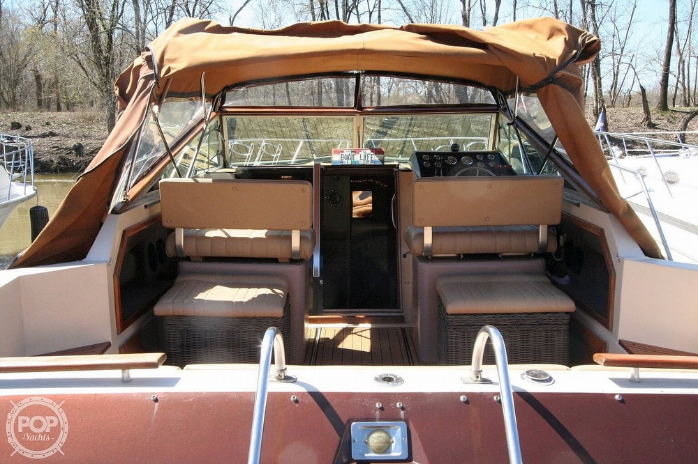 1980 Chris Craft boat for sale, model of the boat is 332 Express & Image # 7 of 40