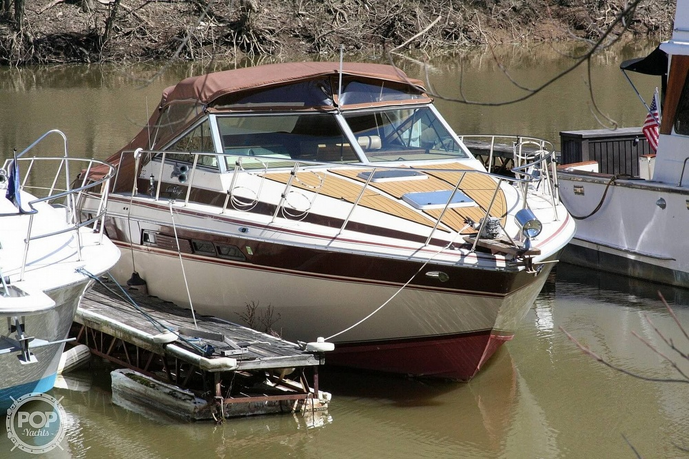1980 Chris Craft boat for sale, model of the boat is 332 Express & Image # 14 of 40