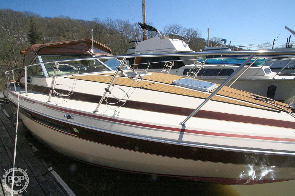 1980 Chris Craft boat for sale, model of the boat is 332 Express & Image # 16 of 40
