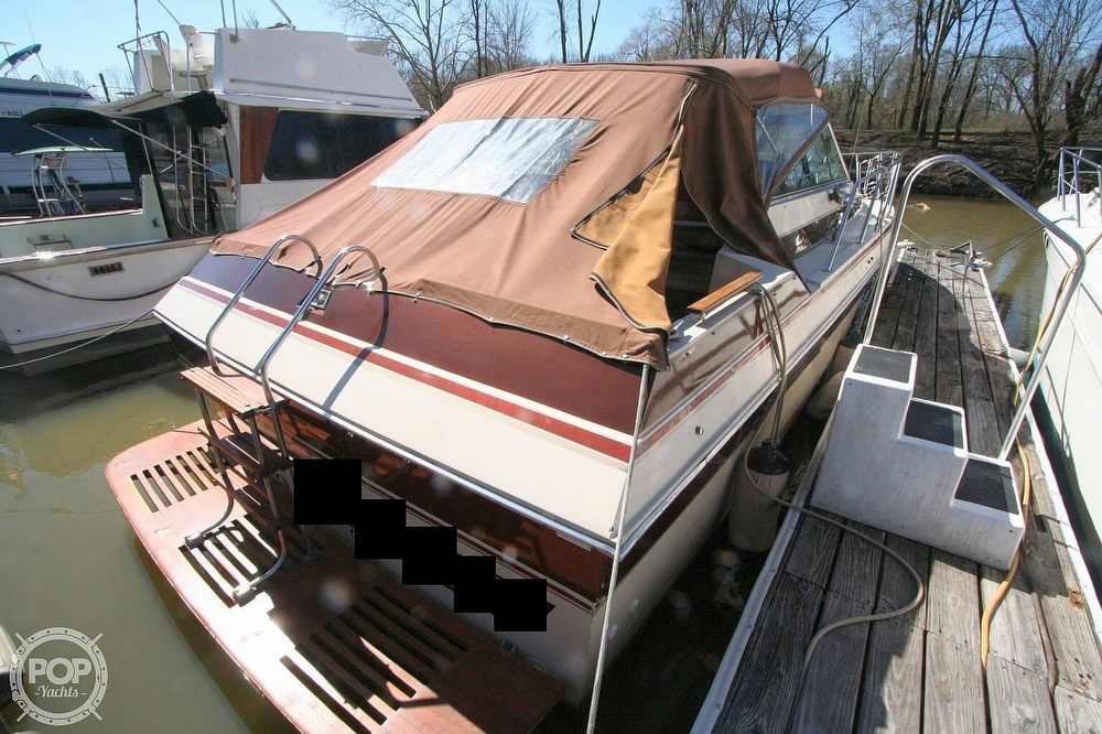 1980 Chris Craft boat for sale, model of the boat is 332 Express & Image # 19 of 40