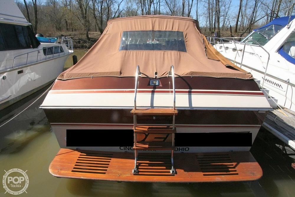 1980 Chris Craft boat for sale, model of the boat is 332 Express & Image # 22 of 40