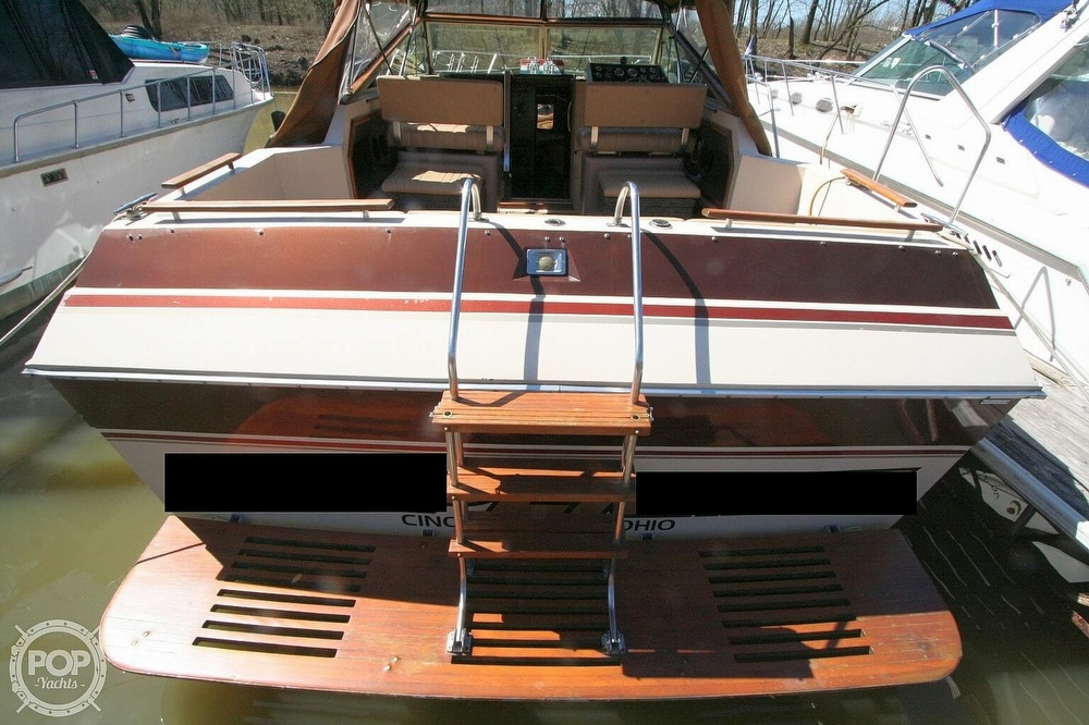 1980 Chris Craft boat for sale, model of the boat is 332 Express & Image # 23 of 40