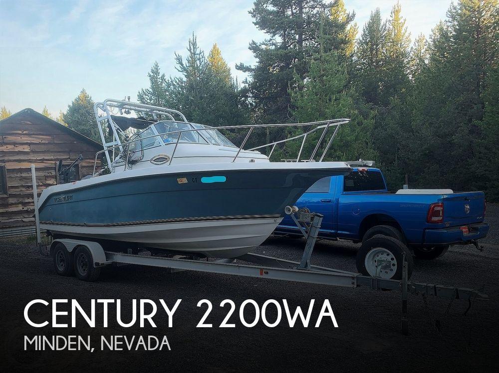 2008 CENTURY 2200WA for sale