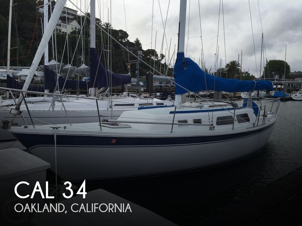 Used Cal Boats For Sale by owner | 1979 CAL 34