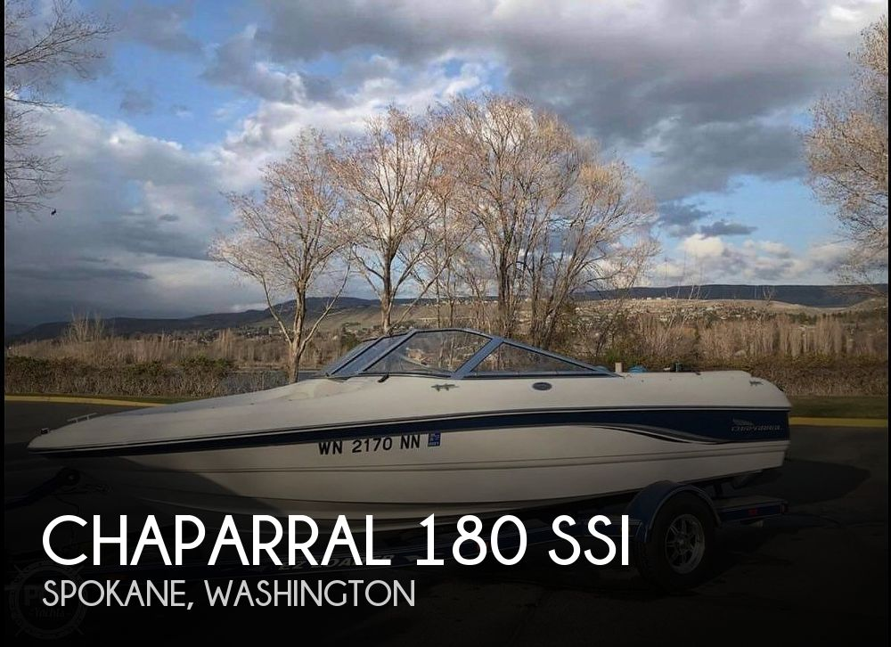 Used Chaparral 18 Boats For Sale by owner | 2004 Chaparral 180 ssi