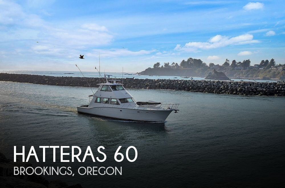 Used Boats For Sale in Oregon by owner | 1979 Hatteras 60