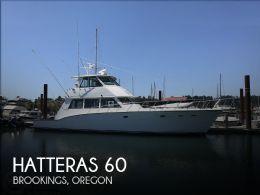 1979 Hatteras 60 Convertible