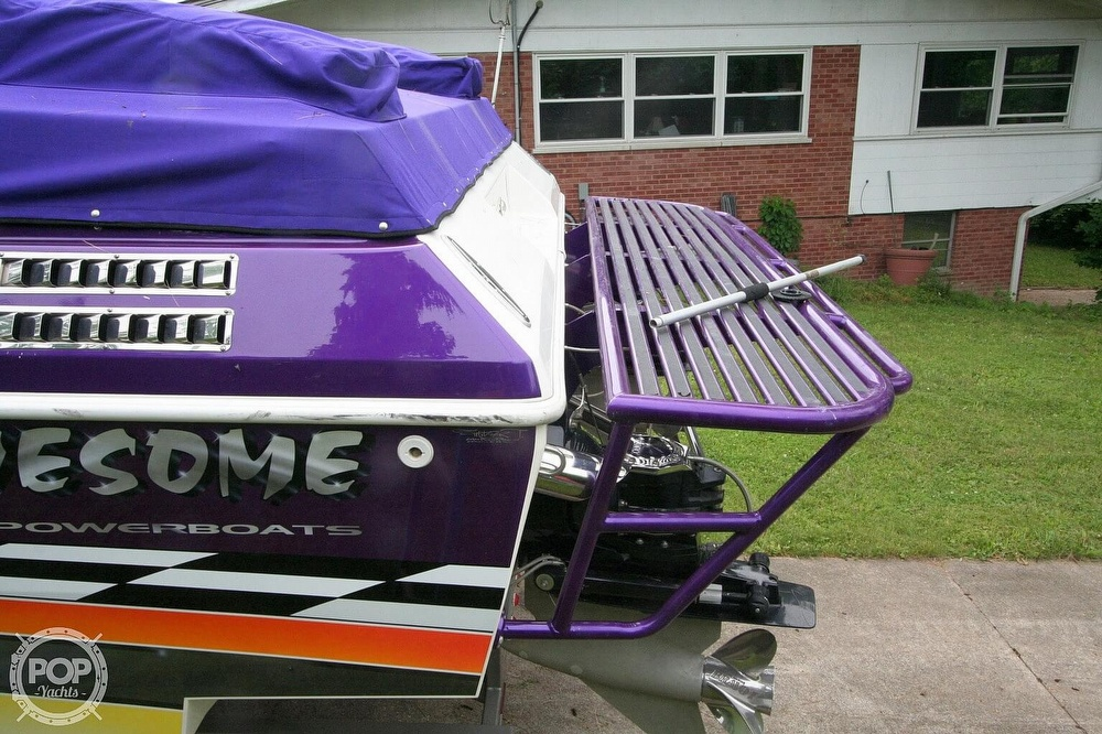 2002 Awesome boat for sale, model of the boat is 3800 Signature & Image # 25 of 40