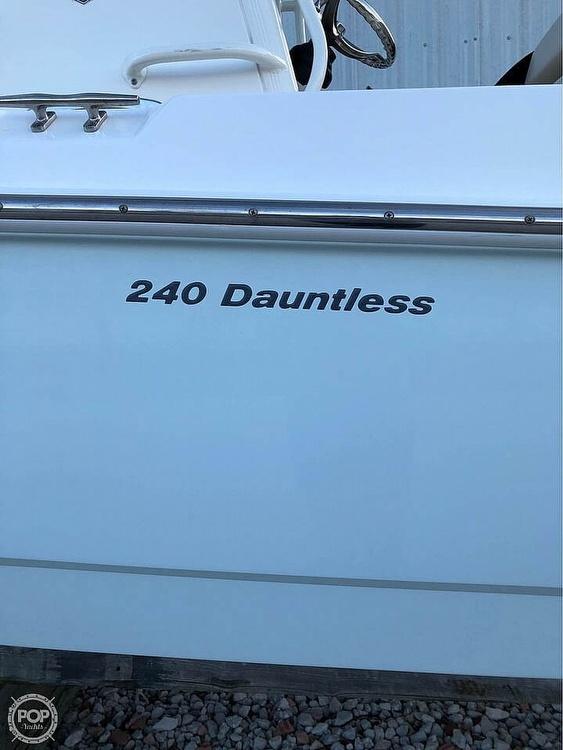 2018 Boston Whaler Dauntless Pro 240 - image 21