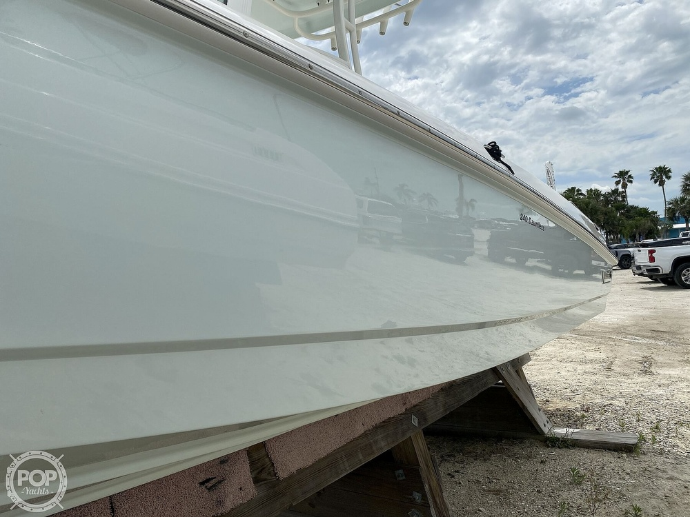 2018 Boston Whaler boat for sale, model of the boat is 240 Dauntless Pro & Image # 19 of 40