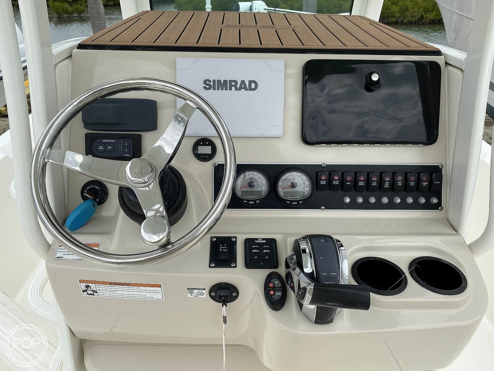 2018 Boston Whaler boat for sale, model of the boat is 240 Dauntless Pro & Image # 2 of 40