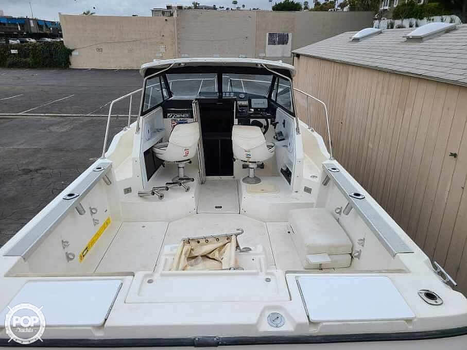 1992 Trophy boat for sale, model of the boat is 23 Walk-Around & Image # 5 of 40
