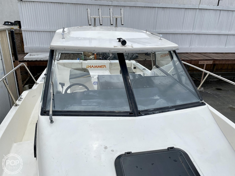1992 Trophy boat for sale, model of the boat is 23 Walk-Around & Image # 4 of 40