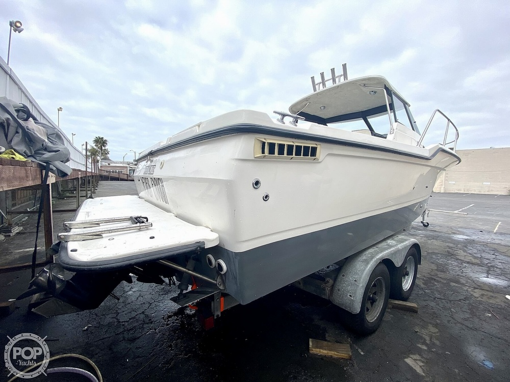 1992 Trophy boat for sale, model of the boat is 23 Walk-Around & Image # 3 of 40