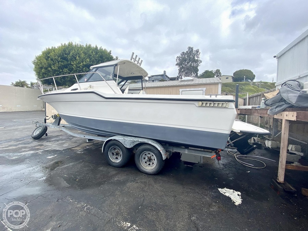 1992 Trophy boat for sale, model of the boat is 23 Walk-Around & Image # 28 of 40