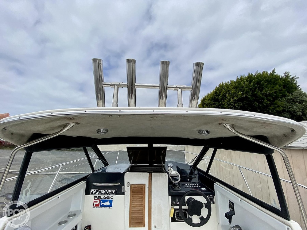 1992 Trophy boat for sale, model of the boat is 23 Walk-Around & Image # 9 of 40