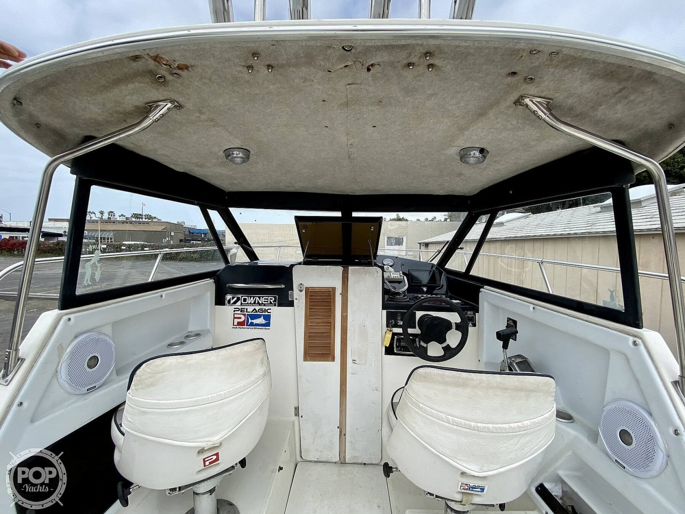 1992 Trophy boat for sale, model of the boat is 23 Walk-Around & Image # 29 of 40