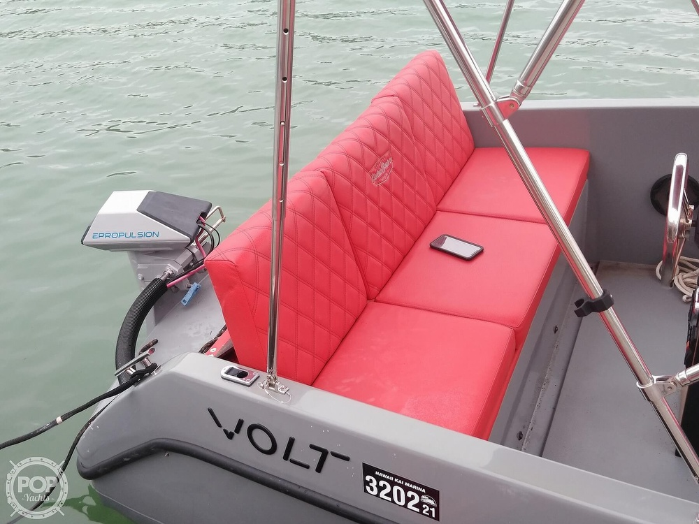 2020 Canadian Electric boat for sale, model of the boat is 180 Volt & Image # 17 of 40