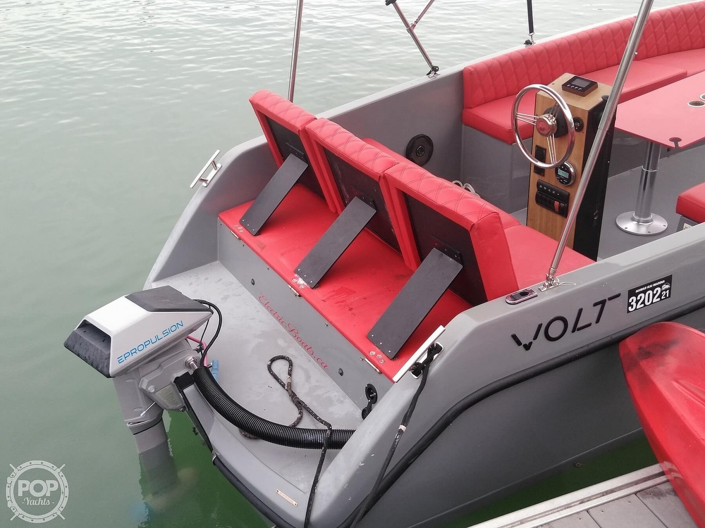 2020 Canadian Electric boat for sale, model of the boat is 180 Volt & Image # 28 of 40