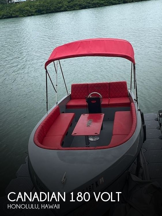 2020 Canadian Electric boat for sale, model of the boat is 180 Volt & Image # 1 of 40