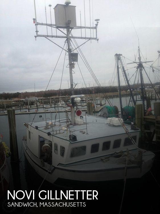 Used Boats For Sale by owner | 2001 47 foot Novi Gillnetter