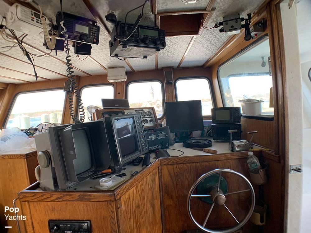 2001 Novi boat for sale, model of the boat is Gillnetter & Image # 23 of 40
