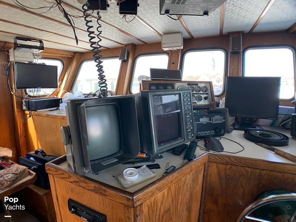 2001 Novi boat for sale, model of the boat is Gillnetter & Image # 24 of 40